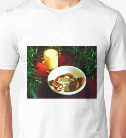 Christmas Cookie Candle V Unisex T-Shirt
