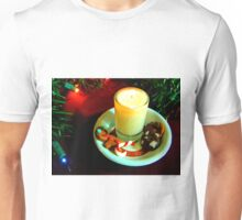 Christmas Cookie Candle VII Unisex T-Shirt