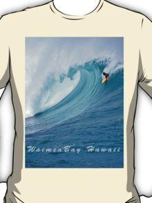 Waimea Bodyboarder T-Shirt T-Shirt