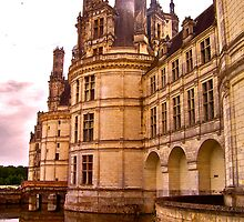 Chambord Chateau, Loire by magicaltrails