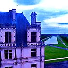 Chambord with Canal by magicaltrails
