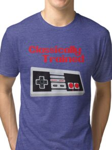 Classically Trained  Tri-blend T-Shirt