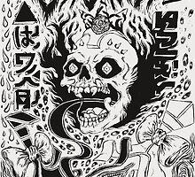 Grimes artwork by LostInDemarco