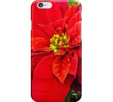 Christmas Red iPhone Case/Skin