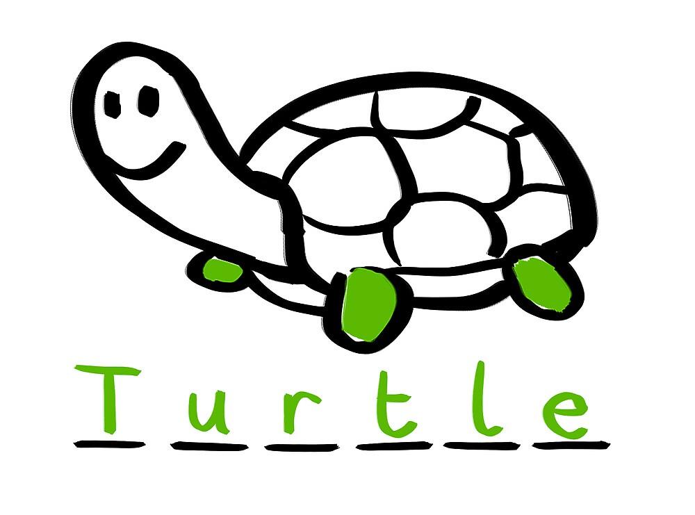 Draw Draw Turtle by DrawDraw