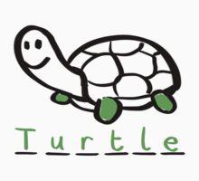 Draw Draw Turtle Kids Clothes