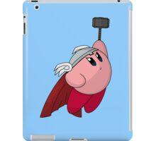 Thunder God Kirby iPad Case/Skin