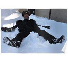Snow ! Poster