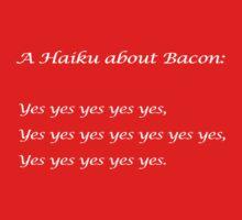 Bacon Haiku One Piece - Short Sleeve