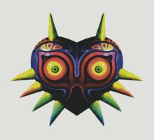 Zelda - Majora's Mask by QuestionSleepZz