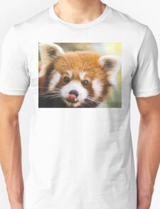 Red Panda Tongue T-Shirt