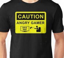Angry Gamer Unisex T-Shirt