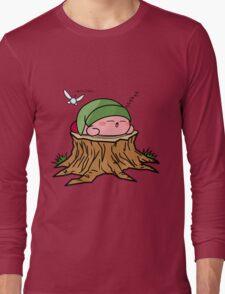 Sleepy Hero of time Long Sleeve T-Shirt