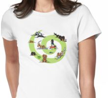 CKCS Playtime Womens Fitted T-Shirt