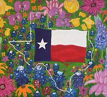 Lone Star State-TX by ~Mrs.VaNessa Martinez~