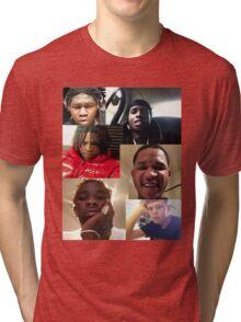 ASAP ROCKY, YOUNG THUG, YUNG LEAN, FREDO SANTANA, YOUNG CHOP, CHIEF KEEF Tri-blend T-Shirt