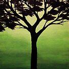 Tiny Tree Green by Erin Scott