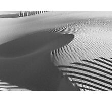 December Sands Photographic Print