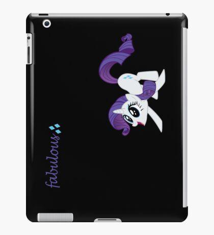 Fabulous Rarity iPad Case/Skin
