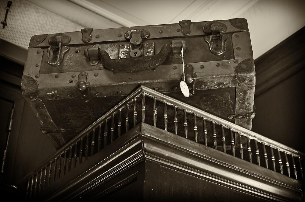 Baggage  by John  Kapusta