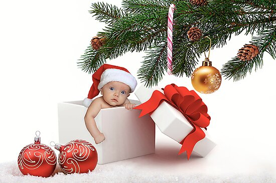 Alex's First Christmas by Wojciech Dabrowski