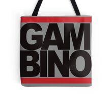 RUN GAMBINO Tote Bag