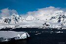 Antarctica 001 by Karl David Hill