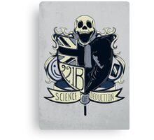 Consultant's Crest - Prints, Stickers, iPhone & iPad Cases Canvas Print