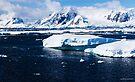 Antarctica 002 by Karl David Hill