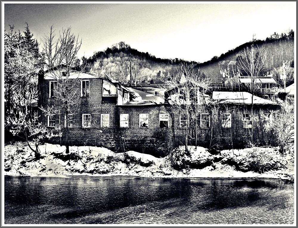 River Trash by Paul Lubaczewski