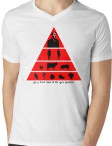 Hannibal - Apex Predator Mens V-Neck T-Shirt