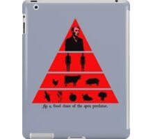 Hannibal - Apex Predator iPad Case/Skin