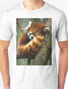 Sleeping Red Panda T-Shirt