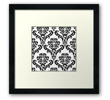 Sunny Brave Fetching Creative Framed Print