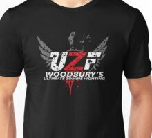 Woodbury Ultimate Zombie Fighter Unisex T-Shirt