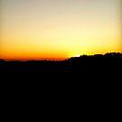 Warm Sunset by Josrick