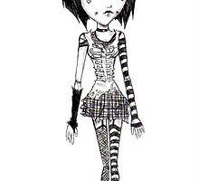Gothic La Dee Da by SweetDizzy