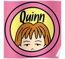 Quinn Poster