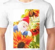 Harvest Flowers Unisex T-Shirt