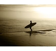 Hows the Surf! Photographic Print