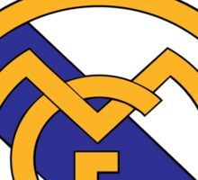Real madrid Sticker