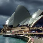 Sydney Opera House by djzontheball