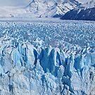 Glaciar Perito Moreno, Argentina by Natasha M