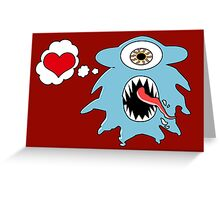 Jelli Luv Greeting Card