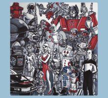 ROBOTS!!! by Zack Morrissette
