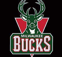 NBA - Bucks by katieb1013