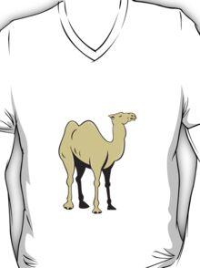 Camel Side View Cartoon T-Shirt
