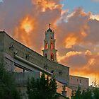St. Peter's Church by Nira Dabush