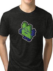 Ignignokt the Mooninite Tri-blend T-Shirt