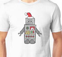 Santa Robot Unisex T-Shirt